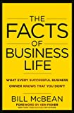 The Facts of Business Life, Bill McBean, 1118094964