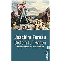 Disteln für Hagen: Bestandsaufnahme der deutschen Seele