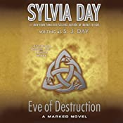 Eve of Destruction: Marked, Book 2 | Sylvia Day