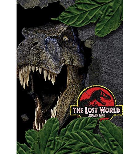 yhnjikl Jurassic World Painting Quality HD Reying Home Decor ...
