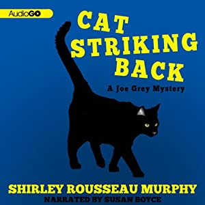 Cat Striking Back Audiobook