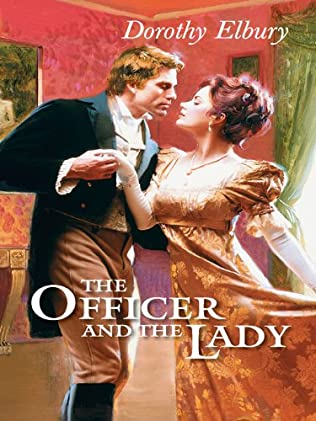 book cover of The Officer and the Lady