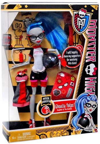 Monster High Ghoulia Yelps (Monster High Ghoulia)
