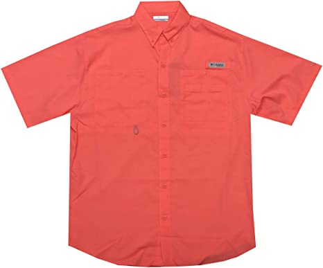 Columbia Men's PFG Omni Wick Omni Shade UPF 40 Crystal