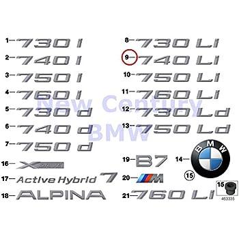 MINI New Genuine Countryman R60 R61 All 4 Emblem Badge Sticker Chrome 9811726