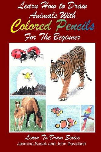 Learn Animals Colored Pencils Beginner