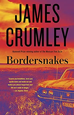 book cover of Bordersnakes