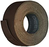 Delta 31-485 36 in. Assorted-Grit Drum Sander Aluminum Oxide Sanding Strips (4-Pack)
