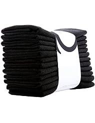 AQUIS Professional Back Bar Salon Hair Towels 16 X 29 INCHES—41 X 74 CM - Set of 12