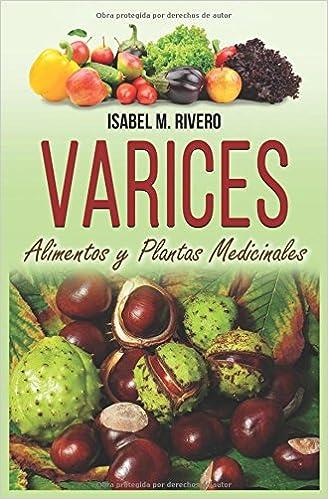 Hierbas medicinales para varices