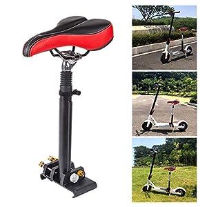 51Hcayh9eXL. SS300 OUKANING - Seggiolino per scooter elettrico regolabile per Xiaomi M365 Scooter elettrico