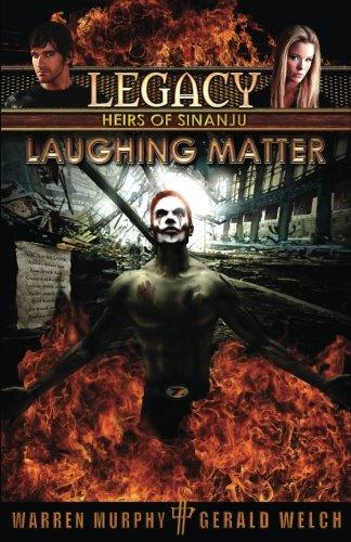 legacy-book-6-laughing-matter-volume-6