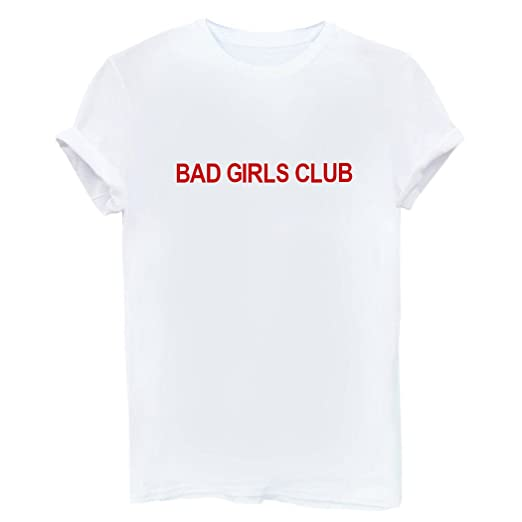 cb713d0318aa72 LOOKFACE Women Funny Graphic T Shirt Cute Short Sleeve Tees Tops White Small