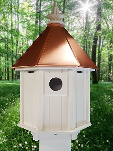 The 8 best copper roof birdhouses