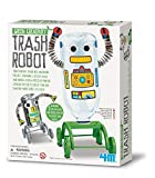 Build Your Own Trash Rubbish Robot - Make Your Own Recycled Robot Kit - Exciting Educational - Educational Science Present Gift Ideal For Christmas Xmas Stocking Fillers Age 5+ Girls Boys Kids Children