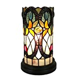 Amora Lighting AM246ACC Tiffany Style Accent Banker Table Lamp 10