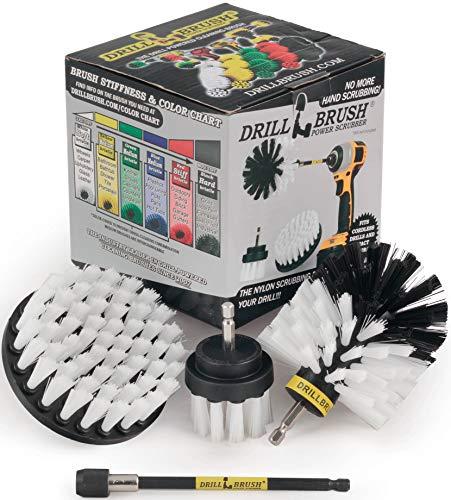 Drill Brush Car Washing