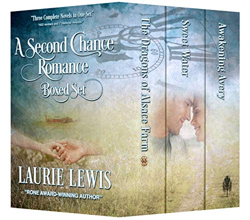 A Second Chance Romance Boxed Set: Three Stand-Alone Novels, Winners of Seven National Awards by [Lewis, Laurie]