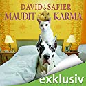 Maudit karma Audiobook by David Safier Narrated by Barbara Gateau