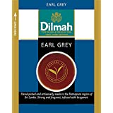 Dilmah, 100% Pure Ceylon Single Origin Tea, 100 Count Food Service Pack, Individually Foil Wrapped Tea Bags (Earl Grey)