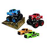 Monster Maniacs JAMN Products Ford Playset
