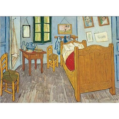 International Publishing Artstones 5901N15708A Jigsaw Puzzle 1500-Piece Van Gogh La Chambre de Van Gogh a Arles