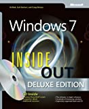 Windows 7 Inside Out, Deluxe Edition 1st by Ed Bott, Carl Siechert, Craig Stinson (2011) Hardcover