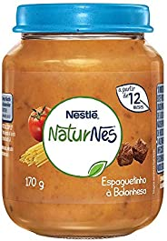 Papinha, Espaguete À Bolonhesa, Nestlé, 170g