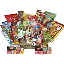 50 Japanese Candy & Snack POPIN COOKIN box set , big Japanese kitkat assortment and other