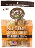 Earth Animal NoHide Chicken Chews 2 Pack (4 oz)