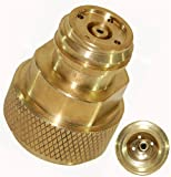 Sodastream Soda-club Co2 Adapter, Trinity Supply Tank Adapter for Paintball Co2 Tanks for Sodastream, Soda Club, Soda Machine, Soda Maker, Thread Adapter for Paintball Co2 Tanks to Be Use on Soda Stream Machine.