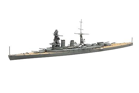 特-61 フジミ1/700 赤城 日本海軍巡洋戦艦