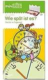 miniLÜK. Wie spät ist es?: Die Uhr im Tageslauf: Wie spät ist es?: Die Uhr im Tageslauf