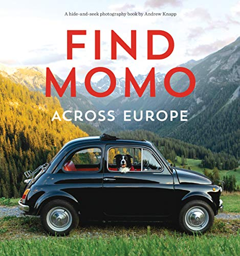 Pdf Humor Find Momo across Europe: Another Hide-and-Seek Photography Book