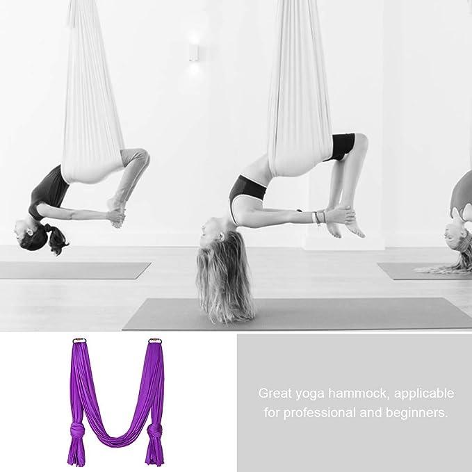 Columpio de Hamaca de Yoga, Conjunto de Hamaca de Yoga ...