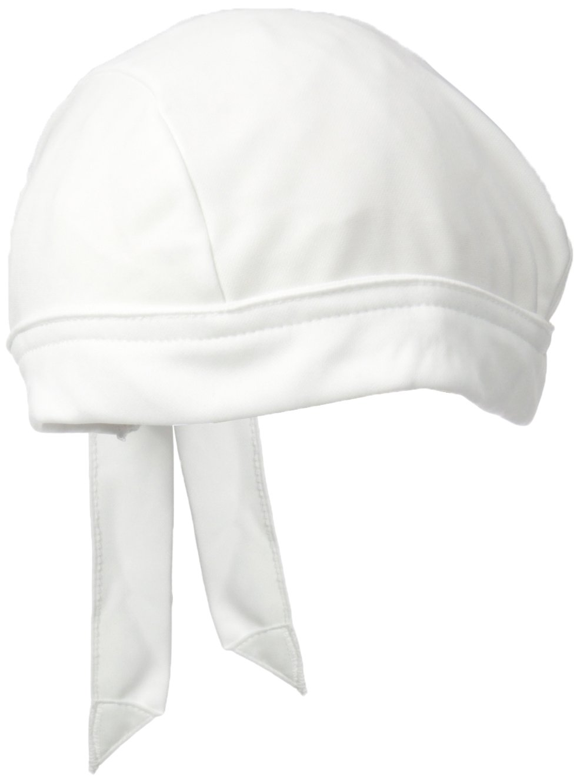 Uncommon Threads Unisex  Kool Scull Cap, White, One Size