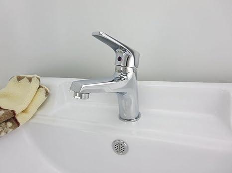 Bbslt rubinetto lavabo bagno moderno contemporaneo rame e