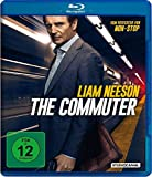 THE COMMUTER MOVIE Blu-ray