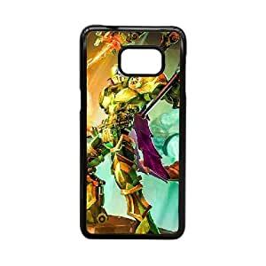 Generic for Samsung Galaxy Note5 Edge Cell Phone Case Black Viktor Custom HAKHAOKHG2102