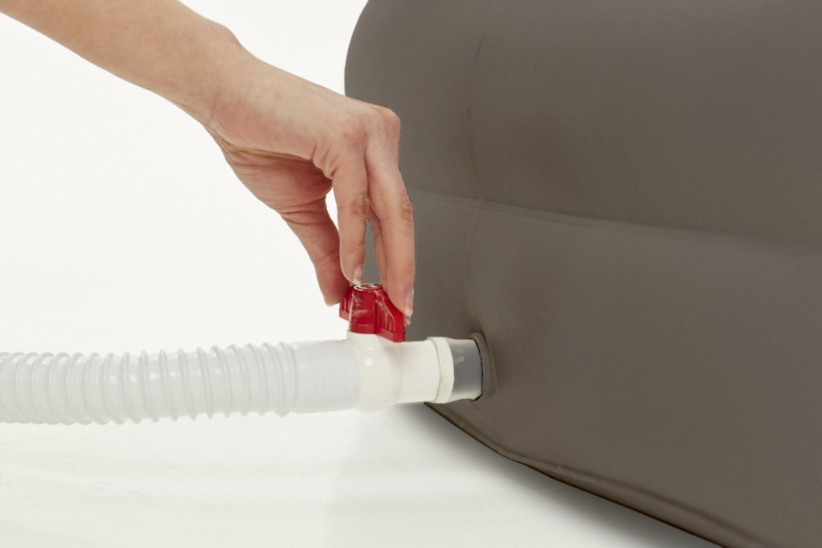 Tubble - Vasca portatile, misura da adulto, 2 varianti, Plastica ...