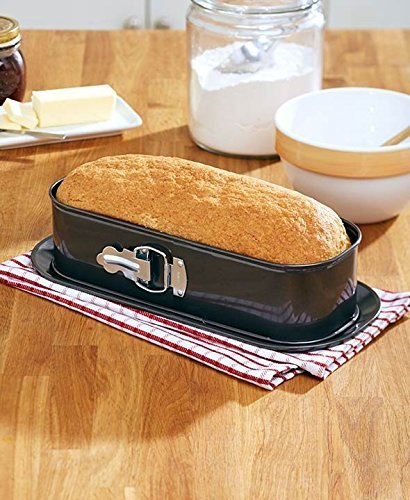 Springform Loaf Baking Pan by GetSet2Save