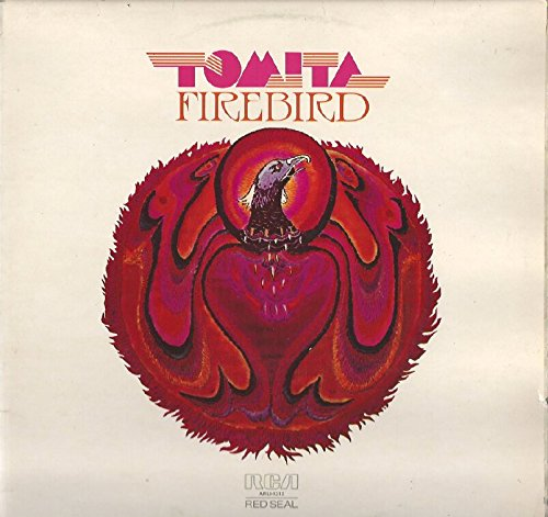 Tomita: Firebird LP VG++/NM UK RCA ARL 1 1312 Laminated cover