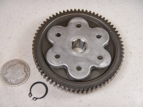 Primary Driven Gear (HONDA CT TRAIL PRIMARY DRIVEN GEAR & CIRCLIP)