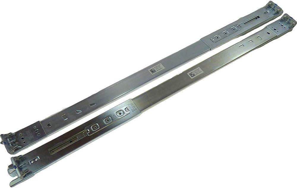 Dell P223J 1U Ready Rails for PowerEdge R610 (Renewed)