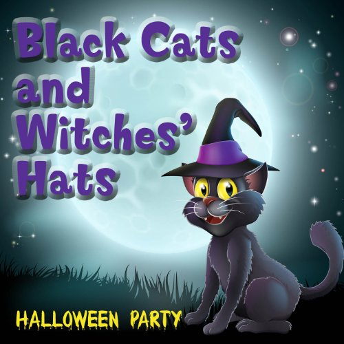 Black Cats and Witches' Hats Halloween Party -