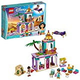 LEGO Disney Aladdin and Jasmine's Palace Adventures 41161 Building Kit, New 2019 (193 Pieces)