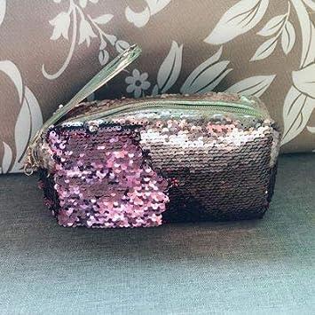 Amazon.com: Bolsa de purpurina – Moda sirena lentejuelas ...