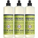 Mrs. Meyer´s Clean Day Dish Soap, Lemon Verbena, 16 fl oz, 3 ct