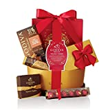 Godiva Chocolatier Holiday Cheer Gift Basket