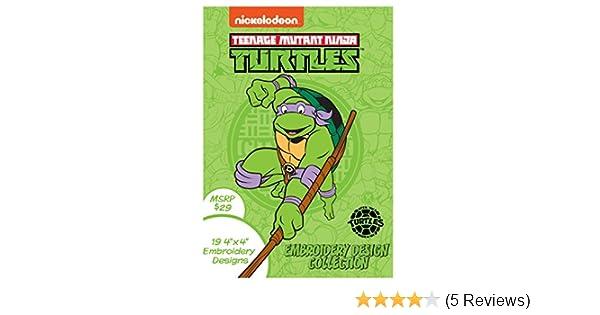 Amazoncom Nickelodeon Sanicknt Teenage Mutant Ninja Turtles